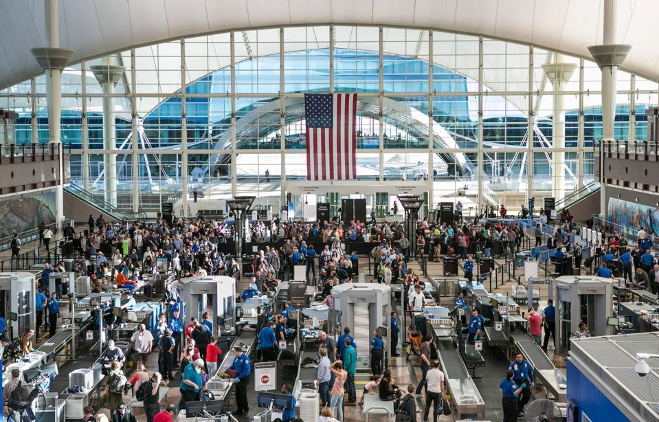 Exploring Denver International Airport