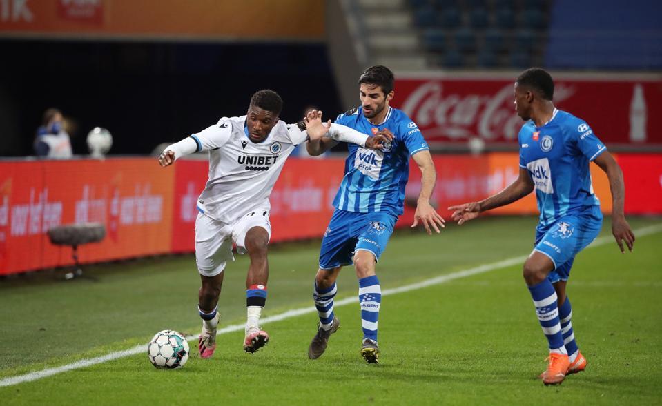 KAA Gent v Club Brugge KV - Jupiler Pro League