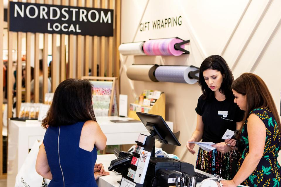Nordstrom Local Concept Store Opens With Novel Ways To Attract Buyers