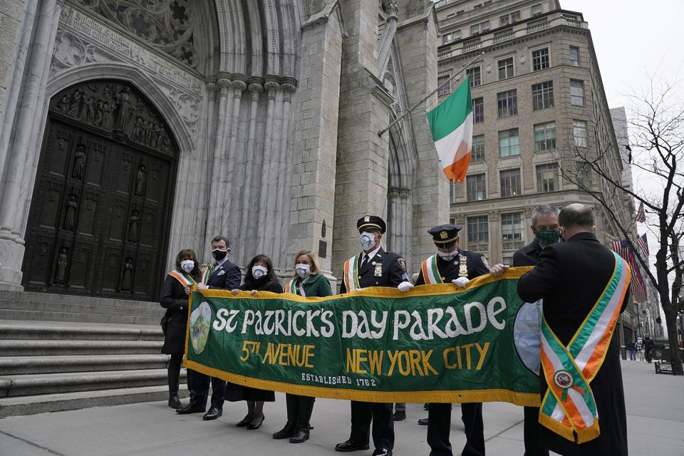 St. Patrick's Day Celebrations Around New York City