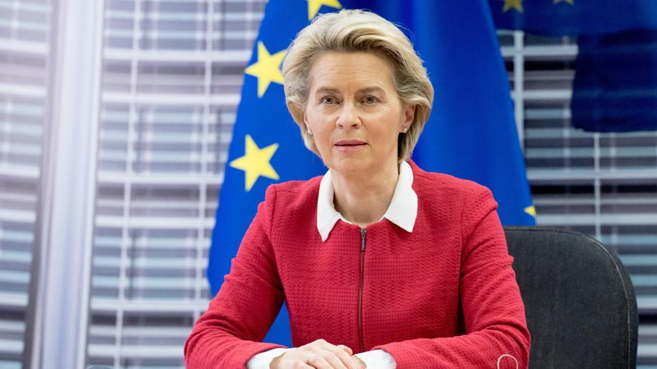 EU anti-terrorism meeting in Brussels