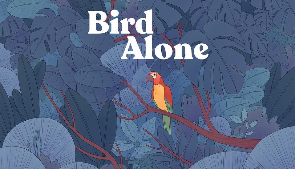 Bird Along Game Art
