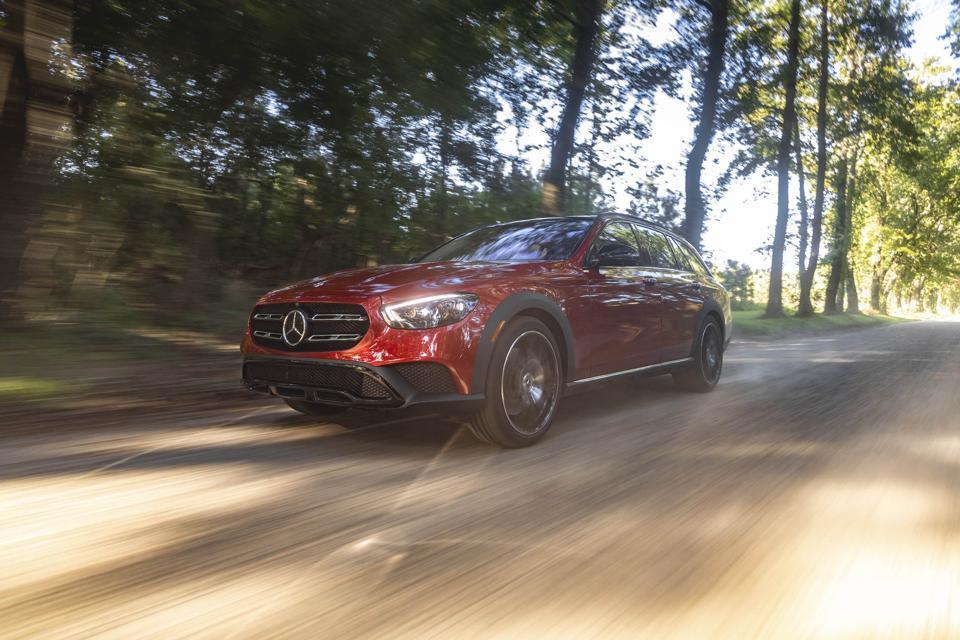 2021 Mercedes-Benz E 450 4MATIC All-Terrain