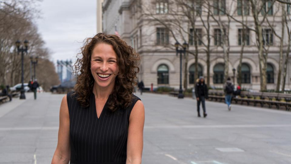 Sara Potler LaHayne, CEO and Founder, Move This World