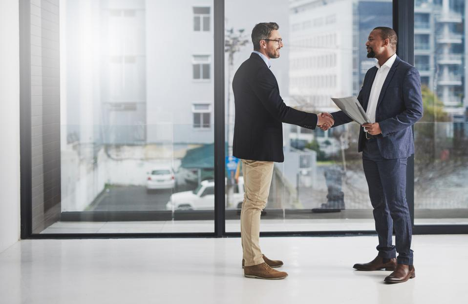 Building a business together