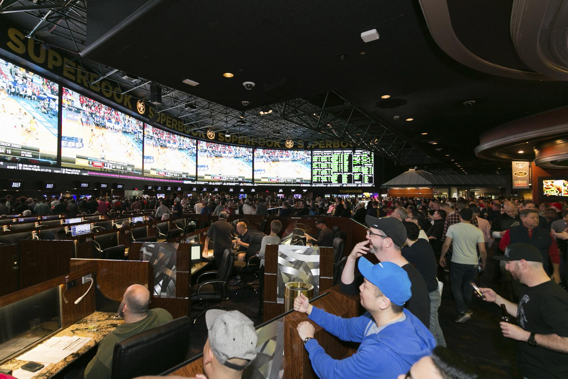 March Madness at Westgate Las Vegas Hoops Central