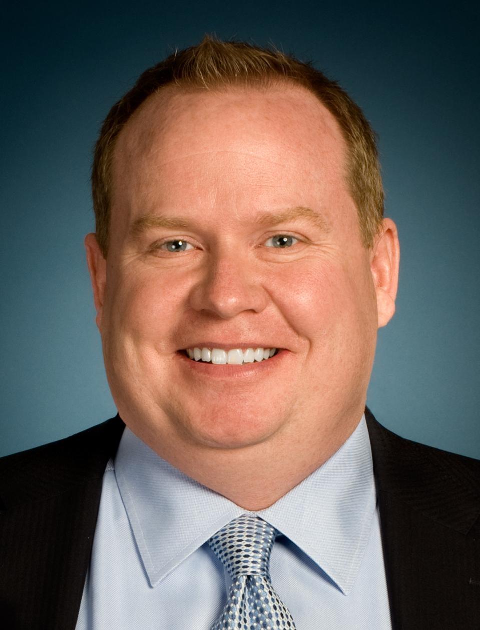 Daniel McGahn, CEO of AMSC