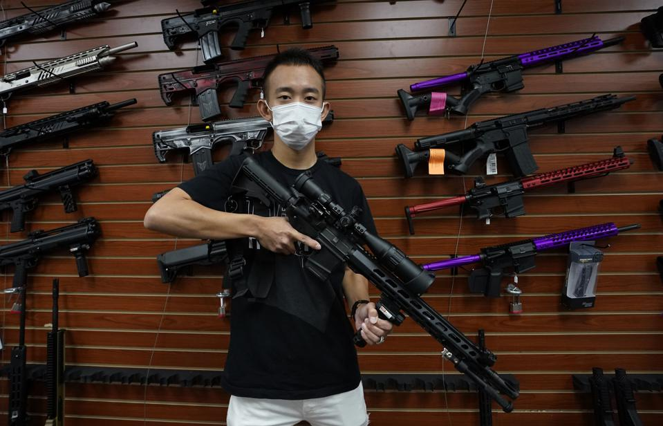 US-HEALTH-VIRUS-POLITICS-GUNS