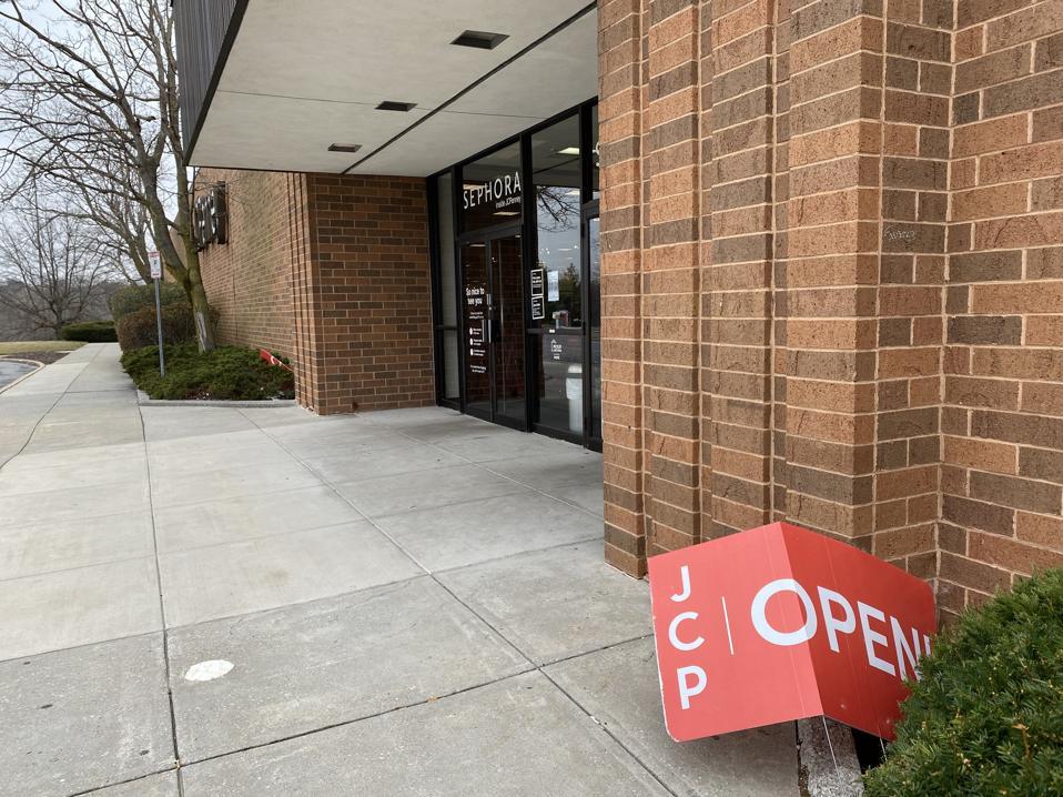 JCPenney open