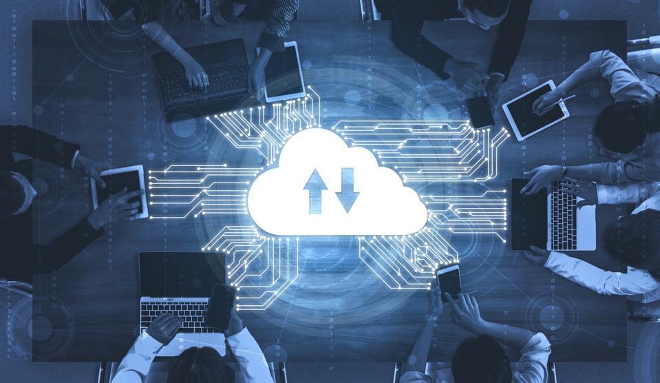 SAP cloud computing technology and RPA