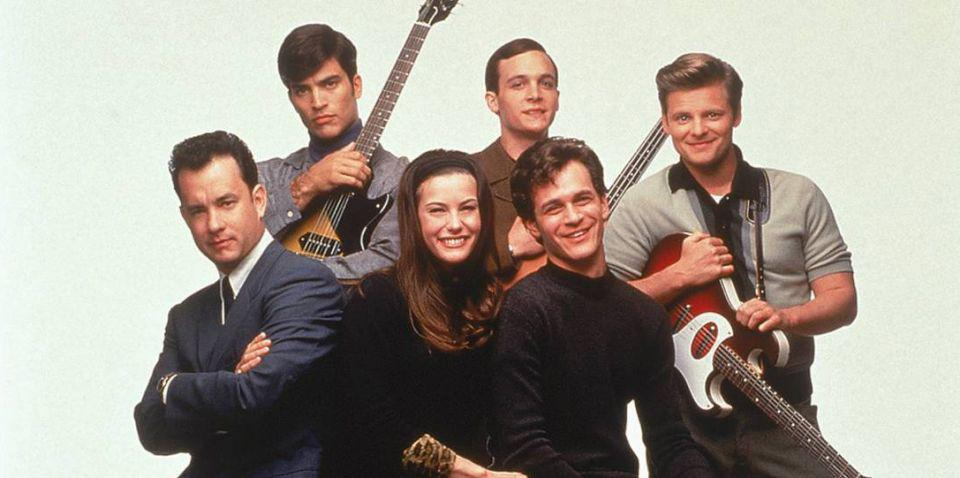 The cast of the 1996 film That Thing You Do