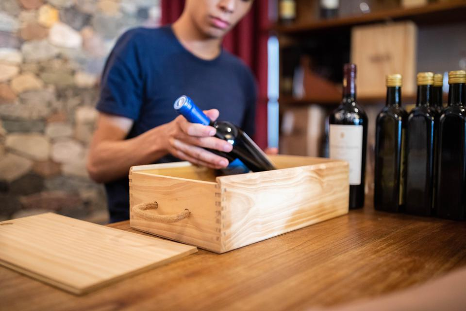 Corporate and government procurement spend with social enterprises like Goodwill Wine takes people off the unemployment line and delivers sustainable community value.
