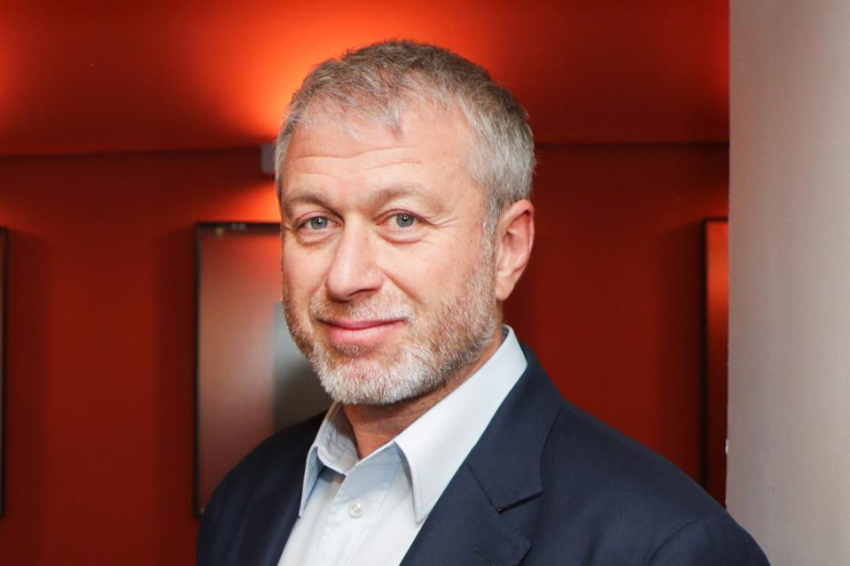 Roman Abramovich, the Russian-Israeli businessman and owner of Chelsea Football Club.