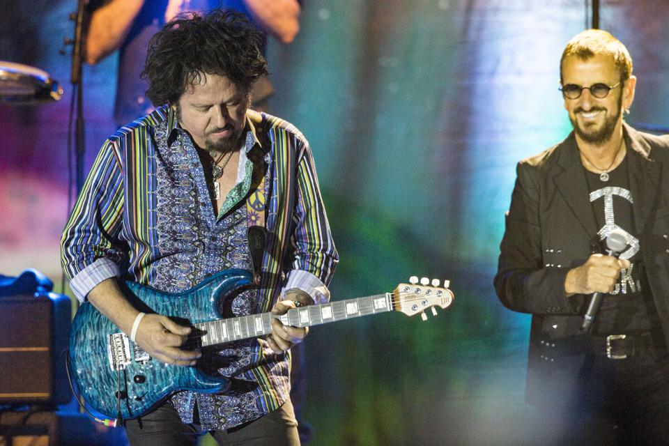 Ringo Starr And His All Starr Band Perform At Harrah's Resort Southern California