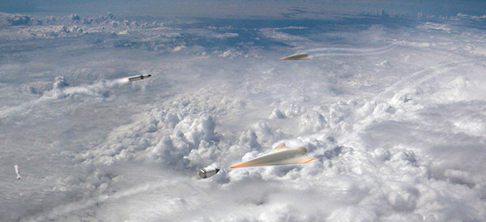 Missile interceptos