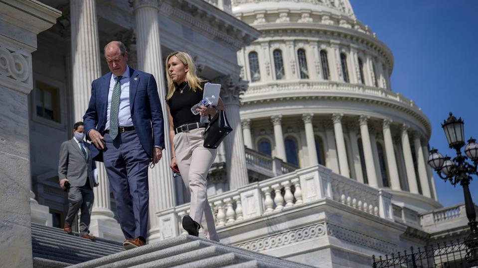 House GOP Leadership Hold News Conference To Discuss Situation At Southern Border