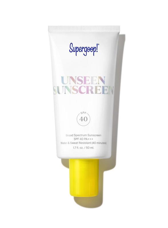 Supergoogp Unseen Sunscreen SPF 40