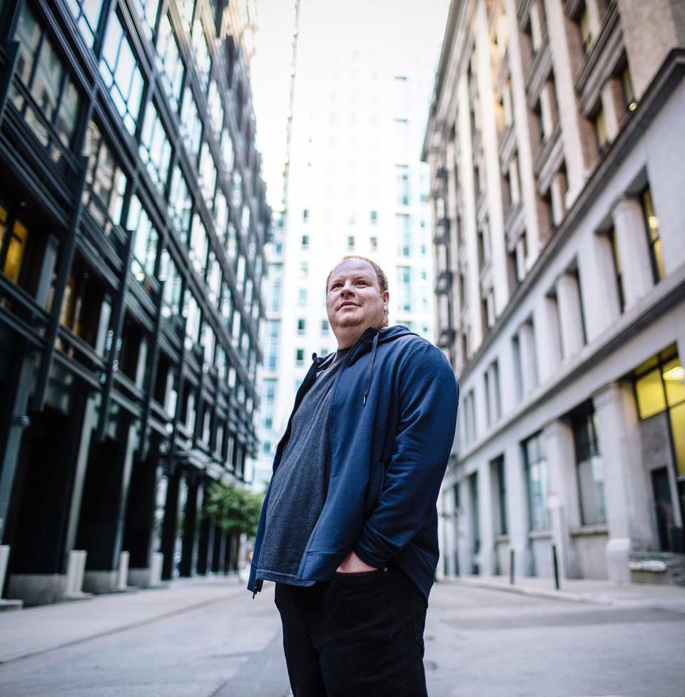 Zenefits founder Parker Conrad