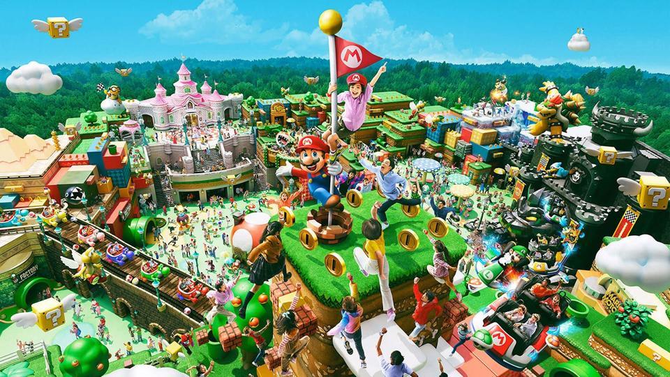 Super Nintendo Land