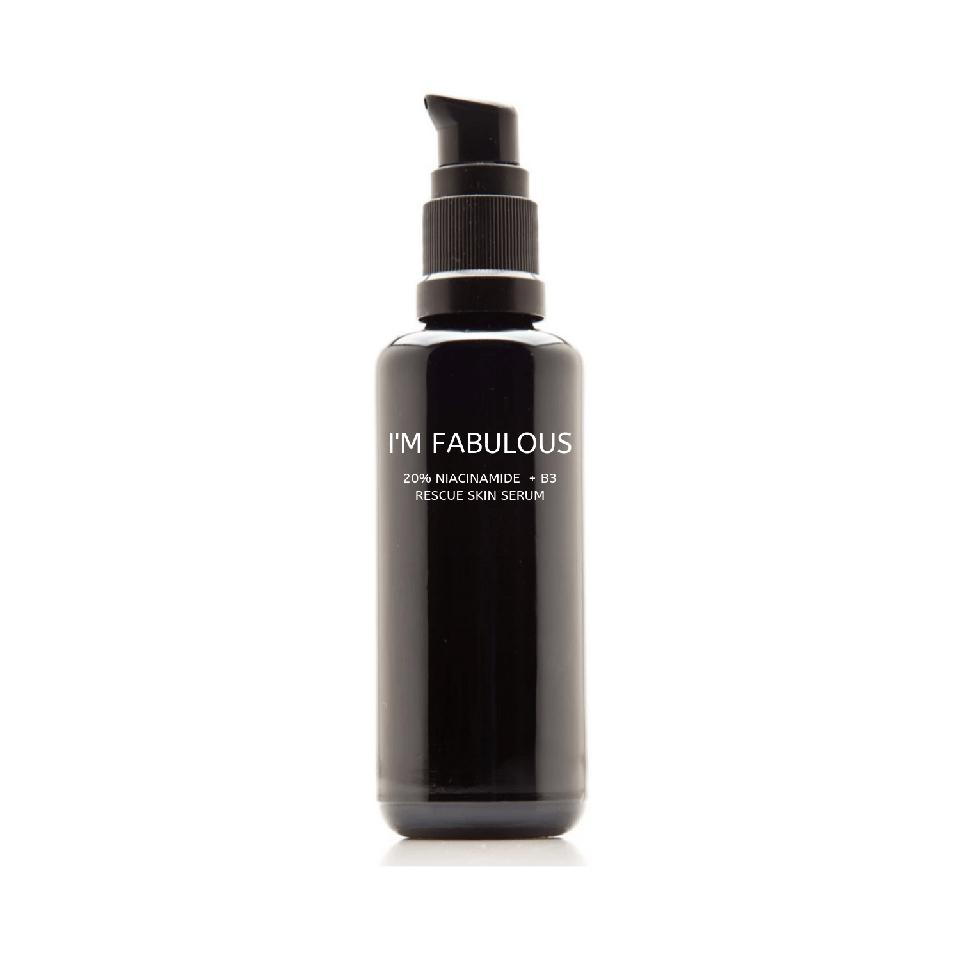 I'M FABULOUS 20% Niacinamide + B3 Rescue Skin Serum