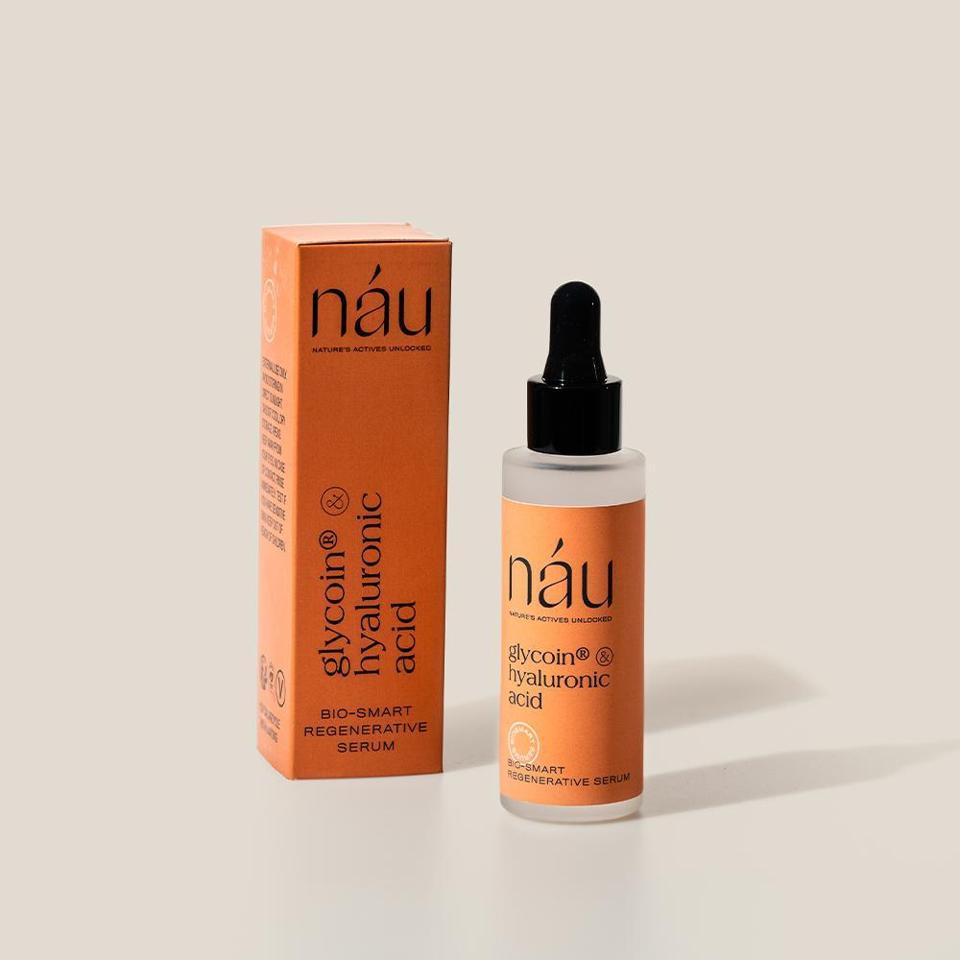 NAU Regenerative Serum powered by Glycoin and Hyaluronic Acid