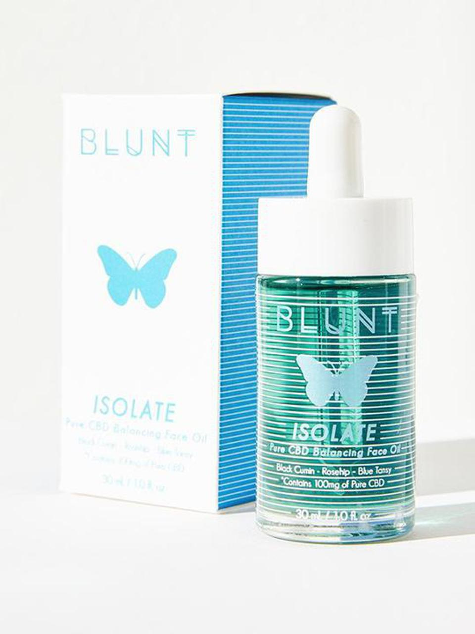 BLUNT Isolate Pure Balancing CBD Face Oil