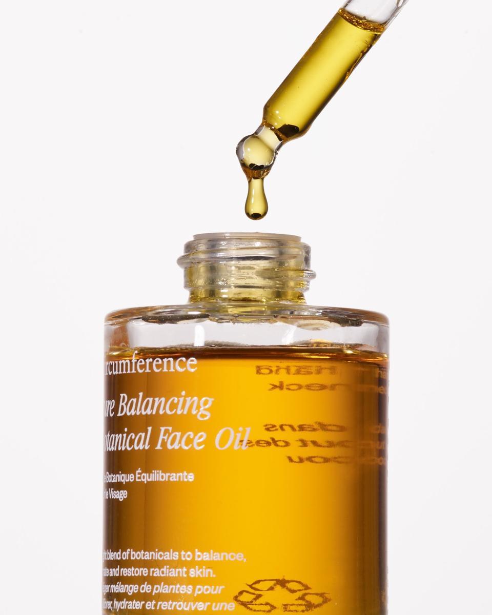 CIRCUMFERENCE Pure Balancing Botanical Face Oil
