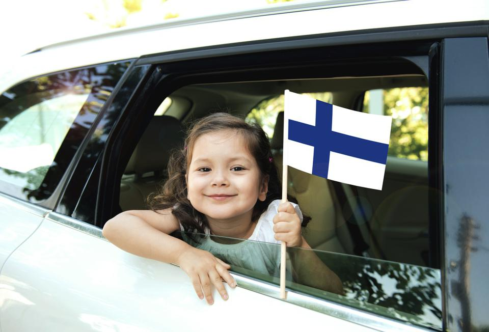 Finland raanked happiest country in the world