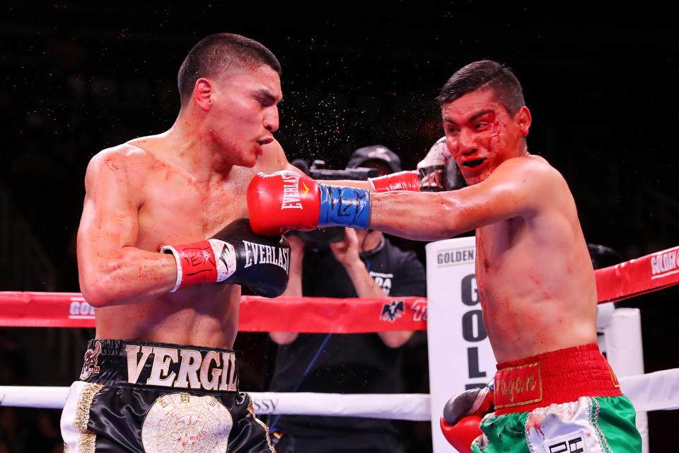 Vergil Ortiz vs Maurice Hooker