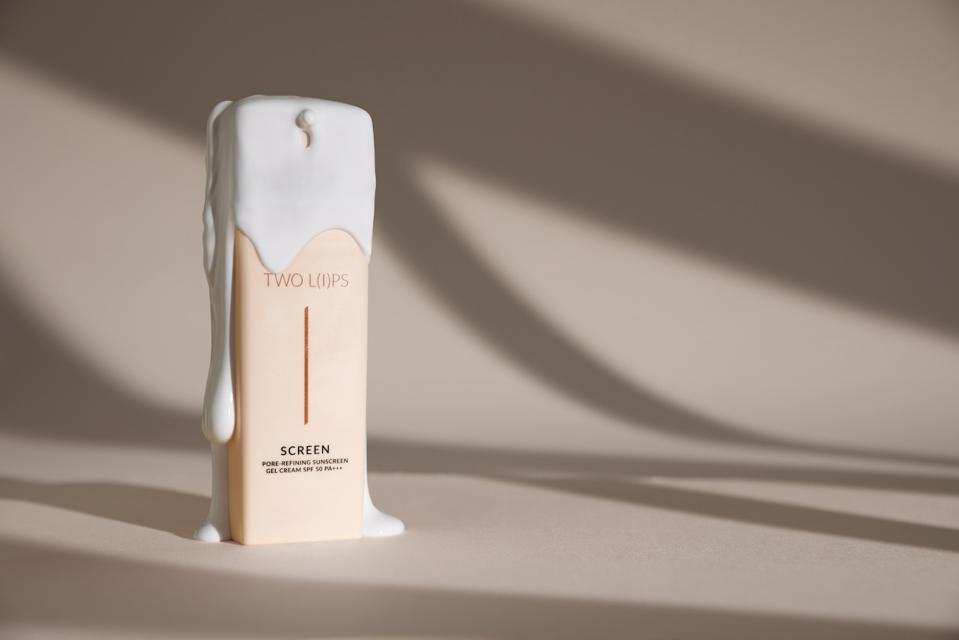 TWO LIPS Screen Pore Refining Sunscreen