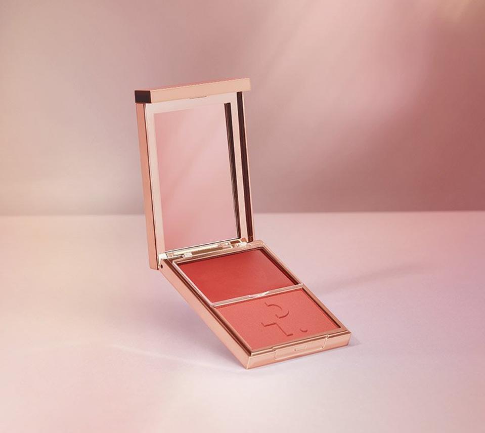 PATRICK TA Major Beauty Headlines Double Take Creme & Powder Blush