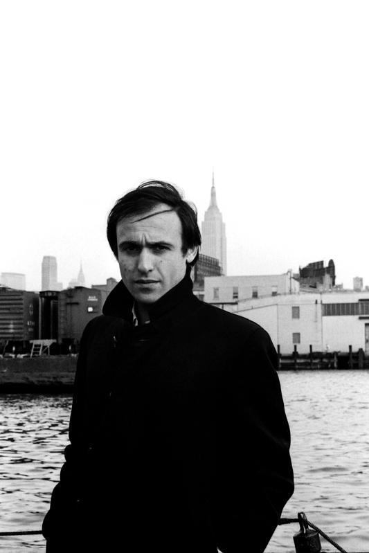 Mario Schifano New York