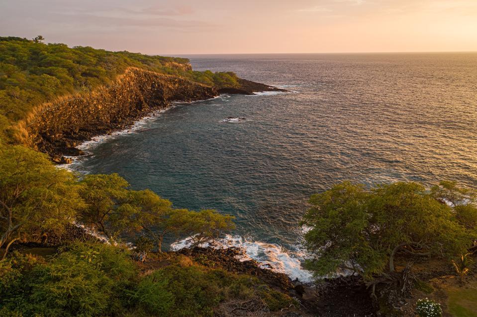 ocean at Hokuli'a luxury hawaii development