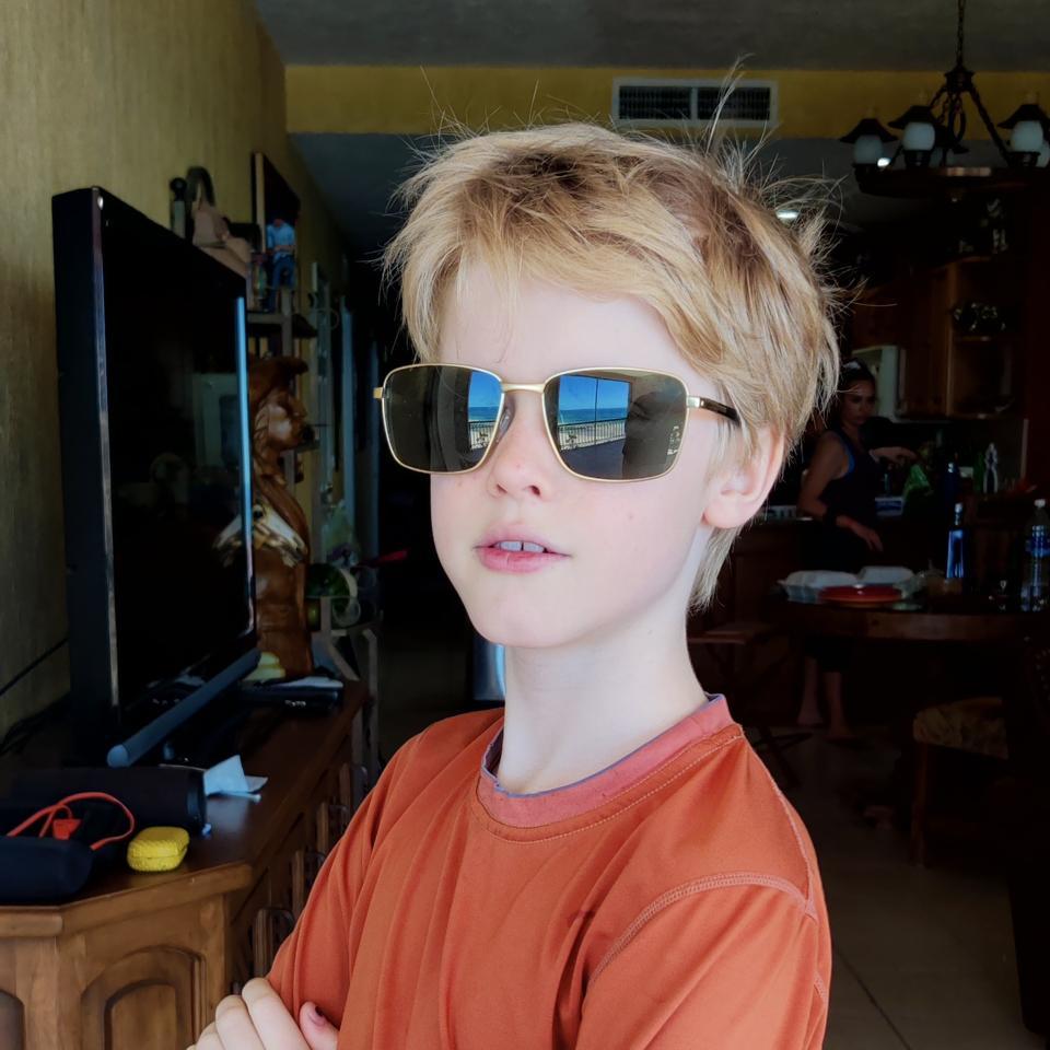 The Rock sunglasses