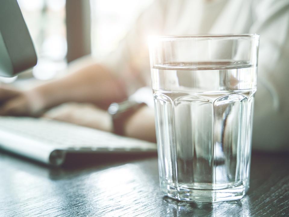 FDA Real Water alkaline water hepatitis