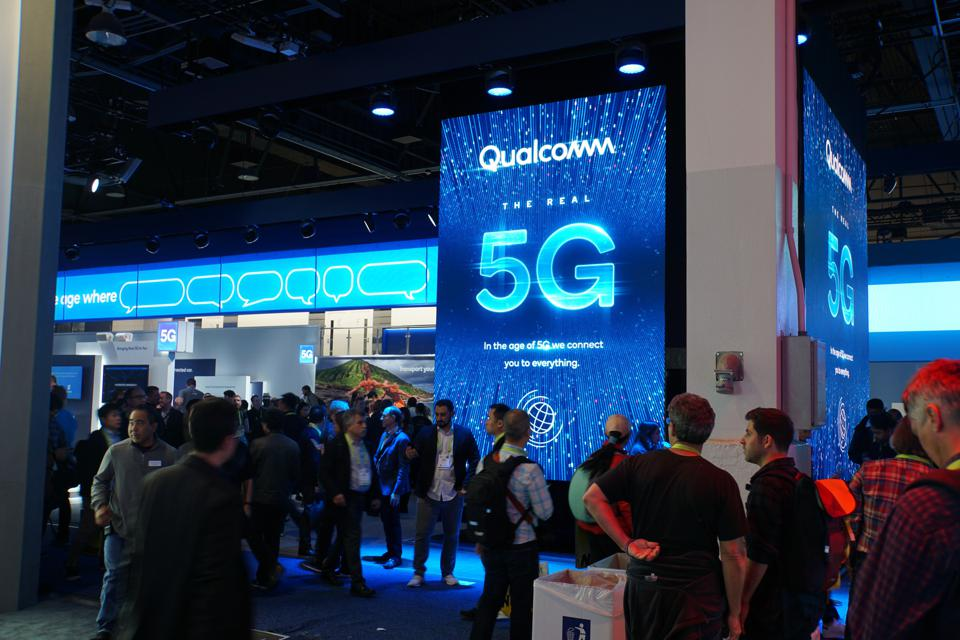 5G at the CES 2019