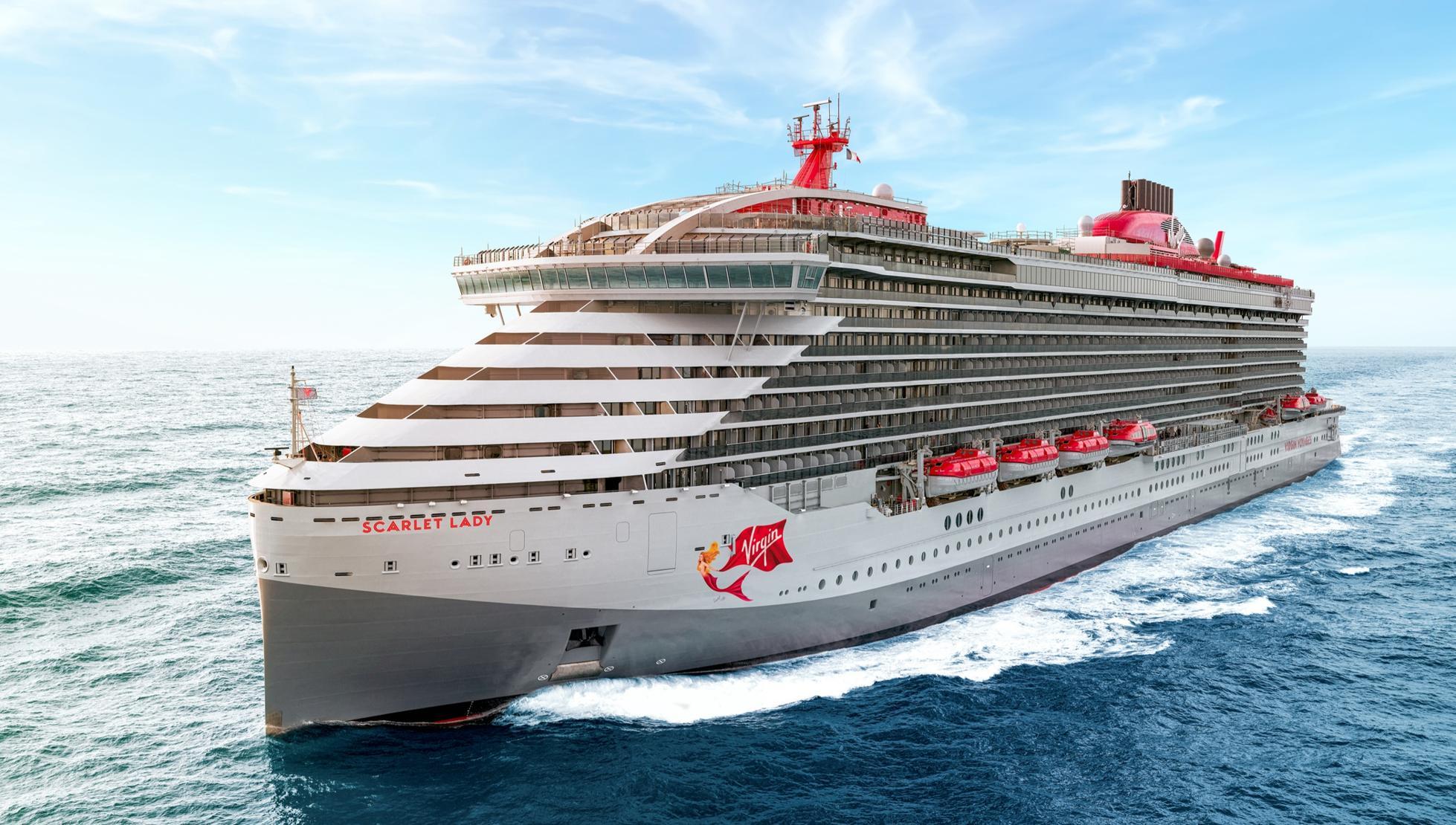 Covid vaccinated cruise