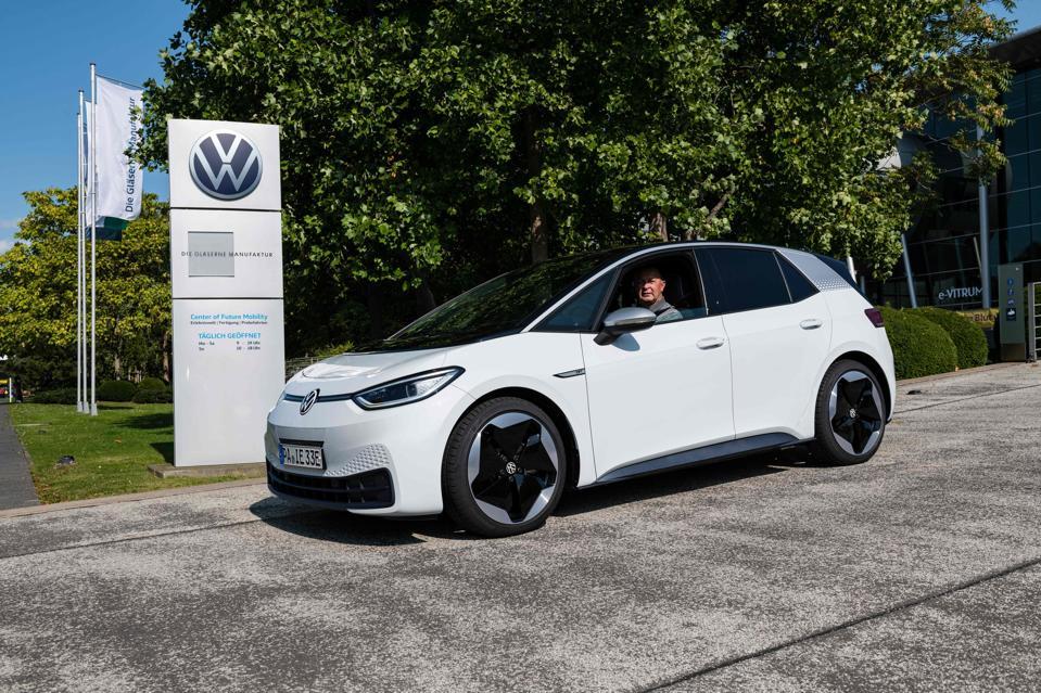 GERMANY-AUTO-ELECTRIC-VOLKSWAGEN-ID3