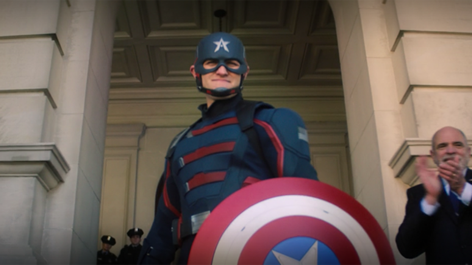 Who are John Walker, Falcon and the new Captain America from the Winter  Soldier you already hate? | The Bharat Express News