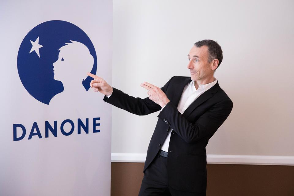 Danone Group Presents Its Annual Results