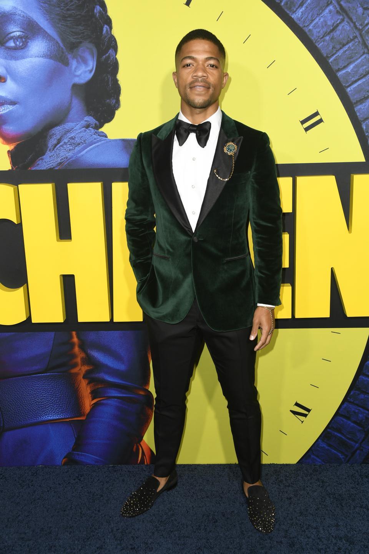 Steven Norfleet at premiere Of HBO's ″Watchmen″ - Arrivals