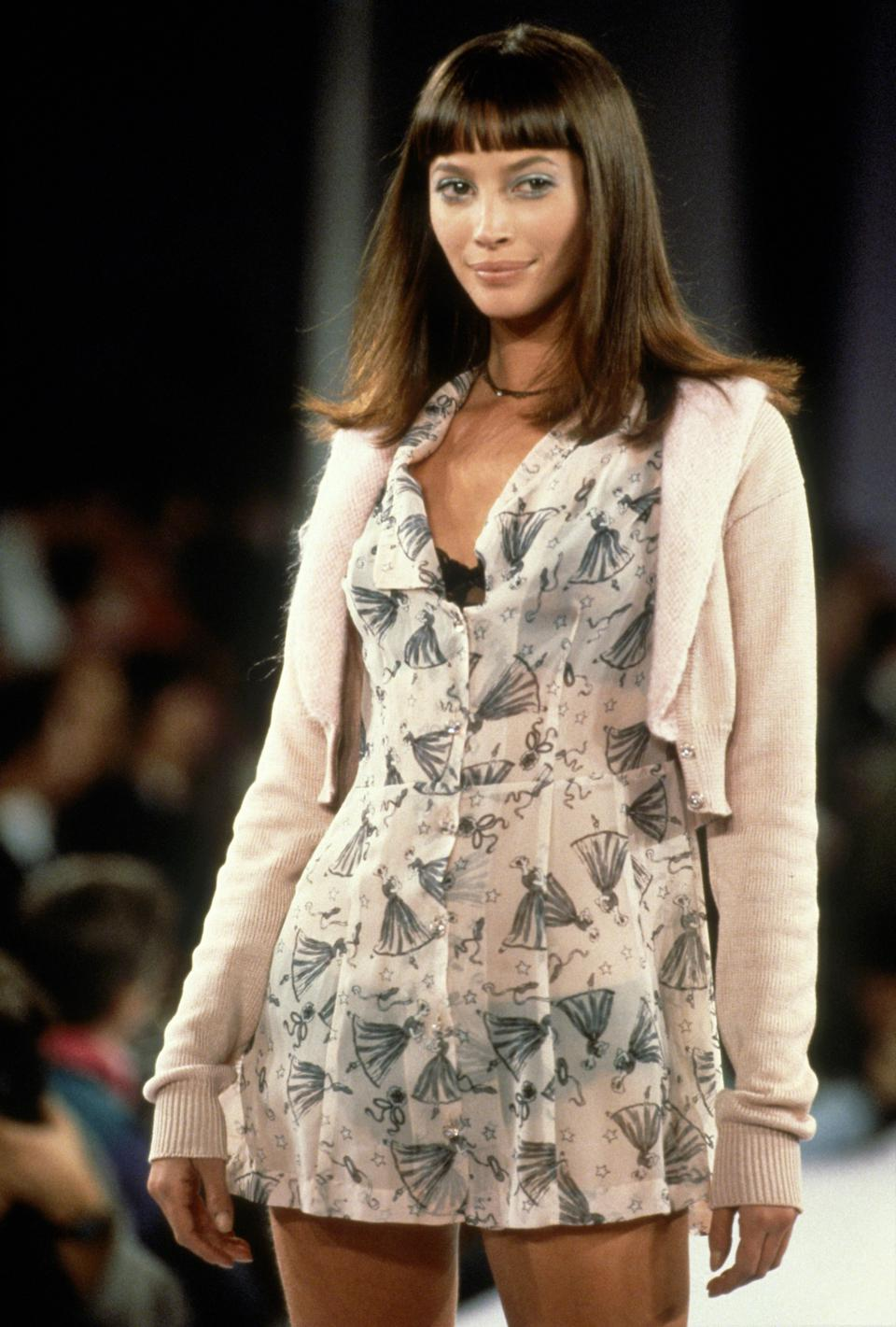 Anna Sui Spring 1994