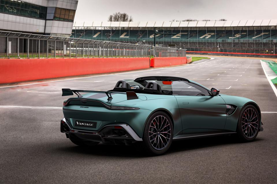 Aston Martin Vantage F1 Edition Is Road Going Formula One Safety Car Replica