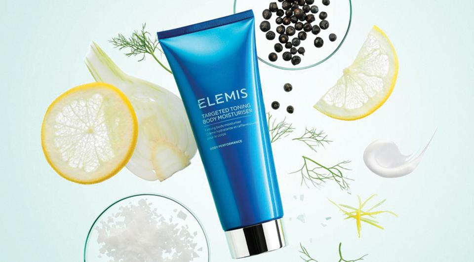 Toning body moisturizer targeted by Elemis
