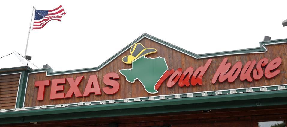Texas Roadhouse restaurant.