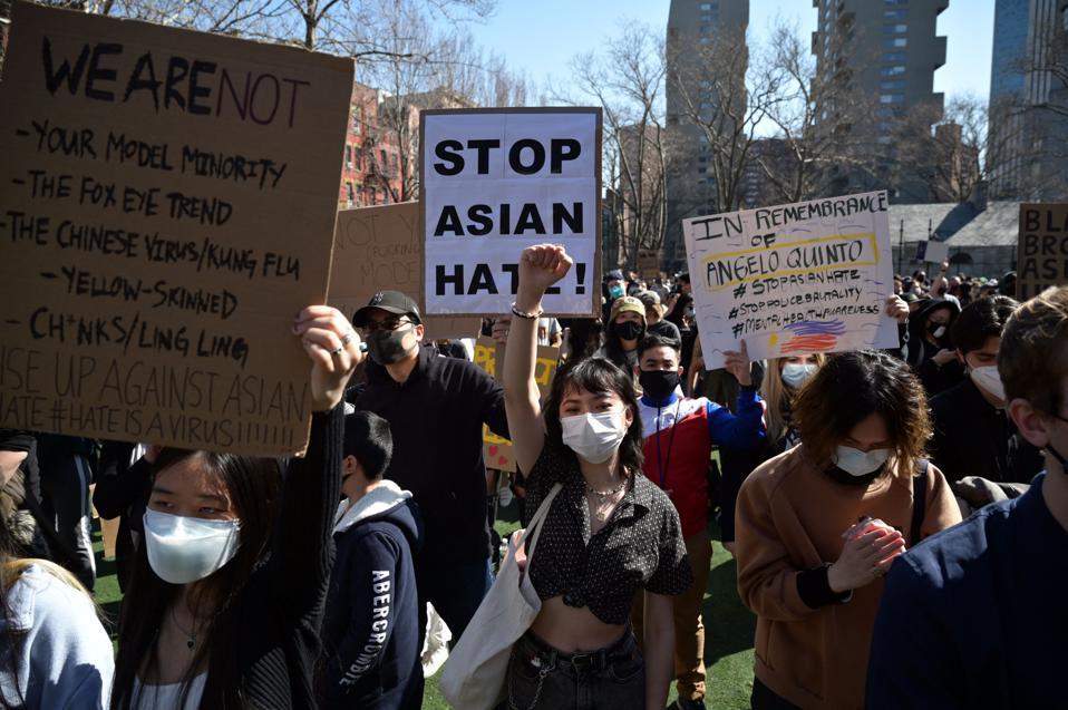 US-CRIME-SHOOTING-RACISM-ASIAN American