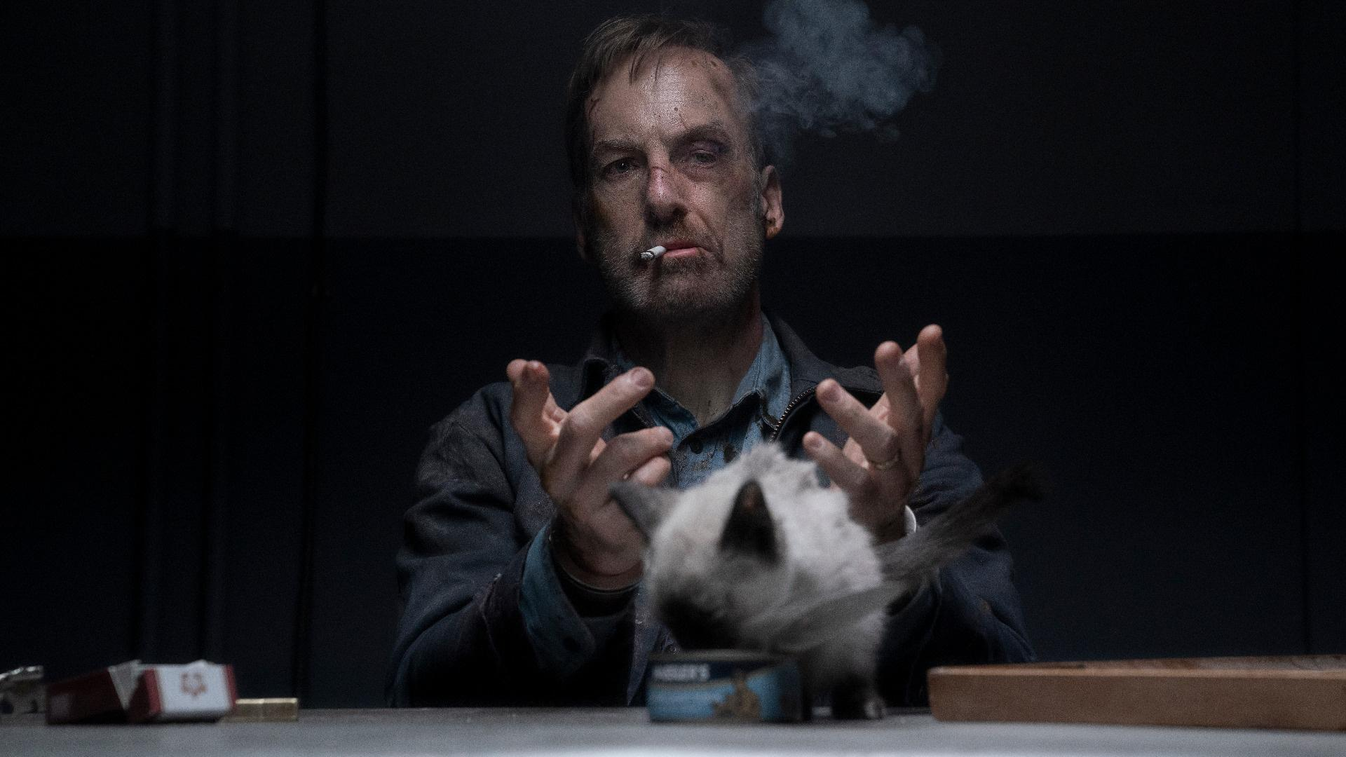 Bob Odenkirk as Hutch Mansell in ″Nobody,″ directed by Ilya Naishuller.