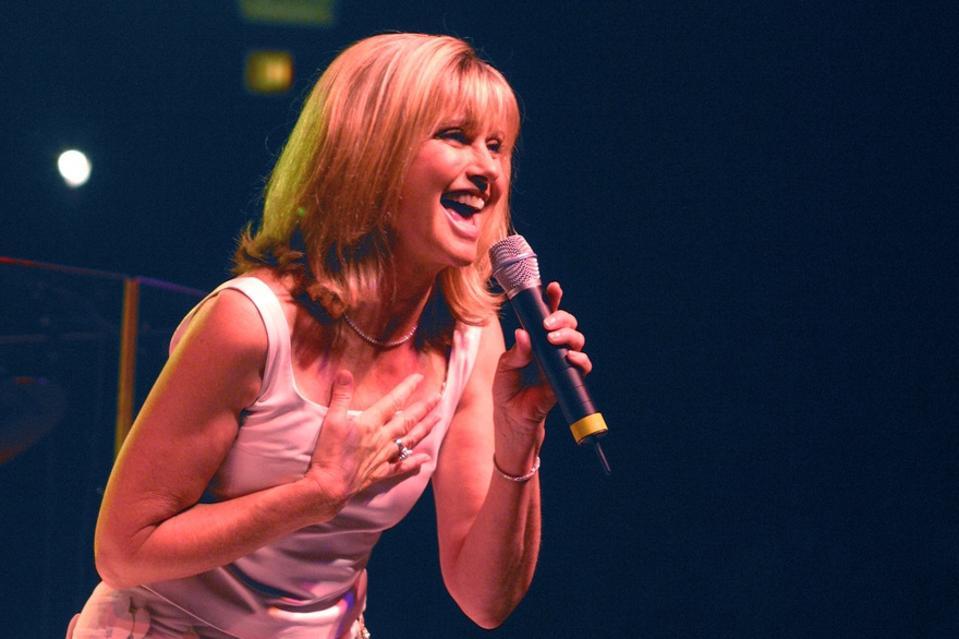 Olivia Newton John in Concert at Westbury Music Fair