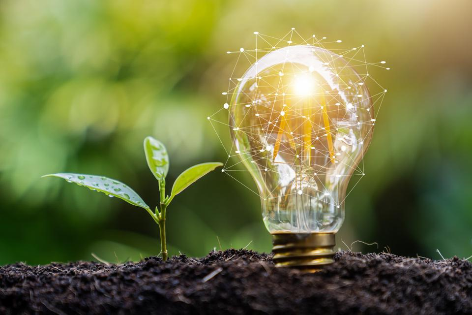 Overall, a whopping two thirds of efficiency potential is untapped with regards to energy savings.