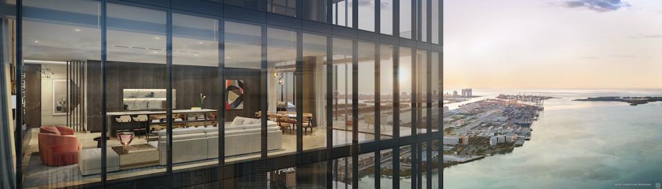 Miami Waldorf Astoria luxury hotel development